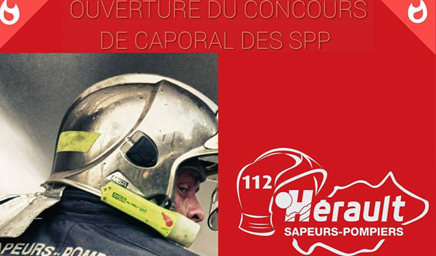 Concours caporal SPP