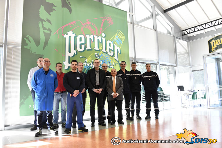 Convention Sdis / Perrier