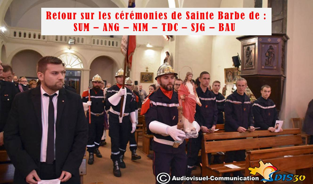 Ste Barbe : suite du we