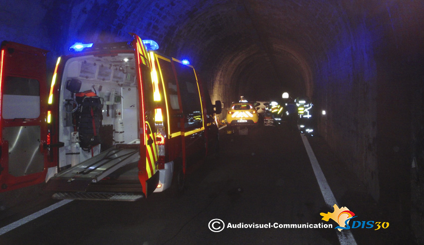 Ex tunnel routier d'Alzon